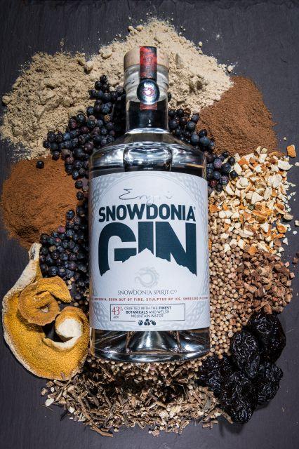 Snowdonia Gin Product Photo