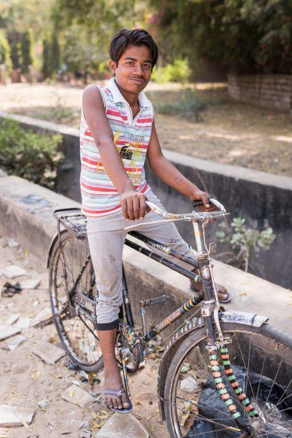 Street Photography - Rathambore - India