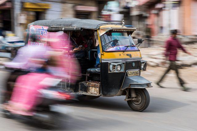 Tuk Tuk - Jaipur - India