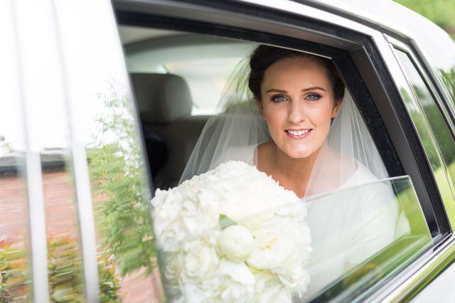 Guy & Megs Wedding - Culshaw Hall - Knutsford