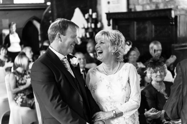 Peter & Julies Wedding Smithills Coaching House