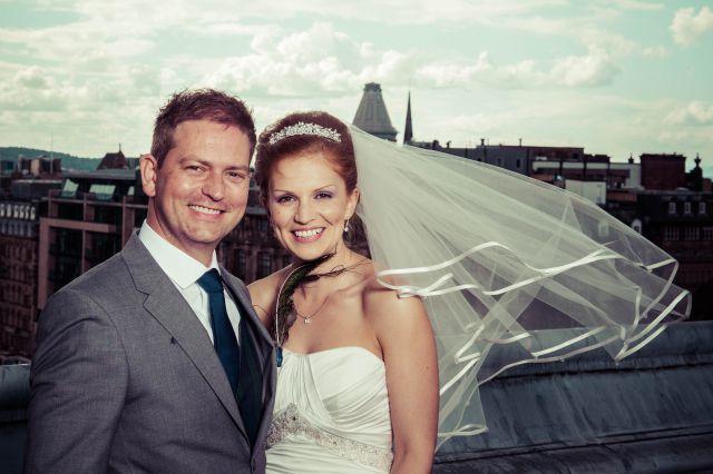 Phil & Dis Wedding - Balmoral - Edinburgh (4)