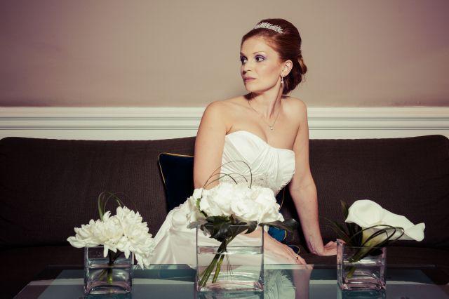 Phil & Dis Wedding - The Balmoral - Edinburgh