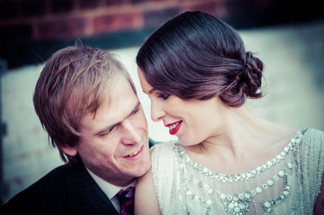 David & Sophie Wedding - Stoke Newington - London
