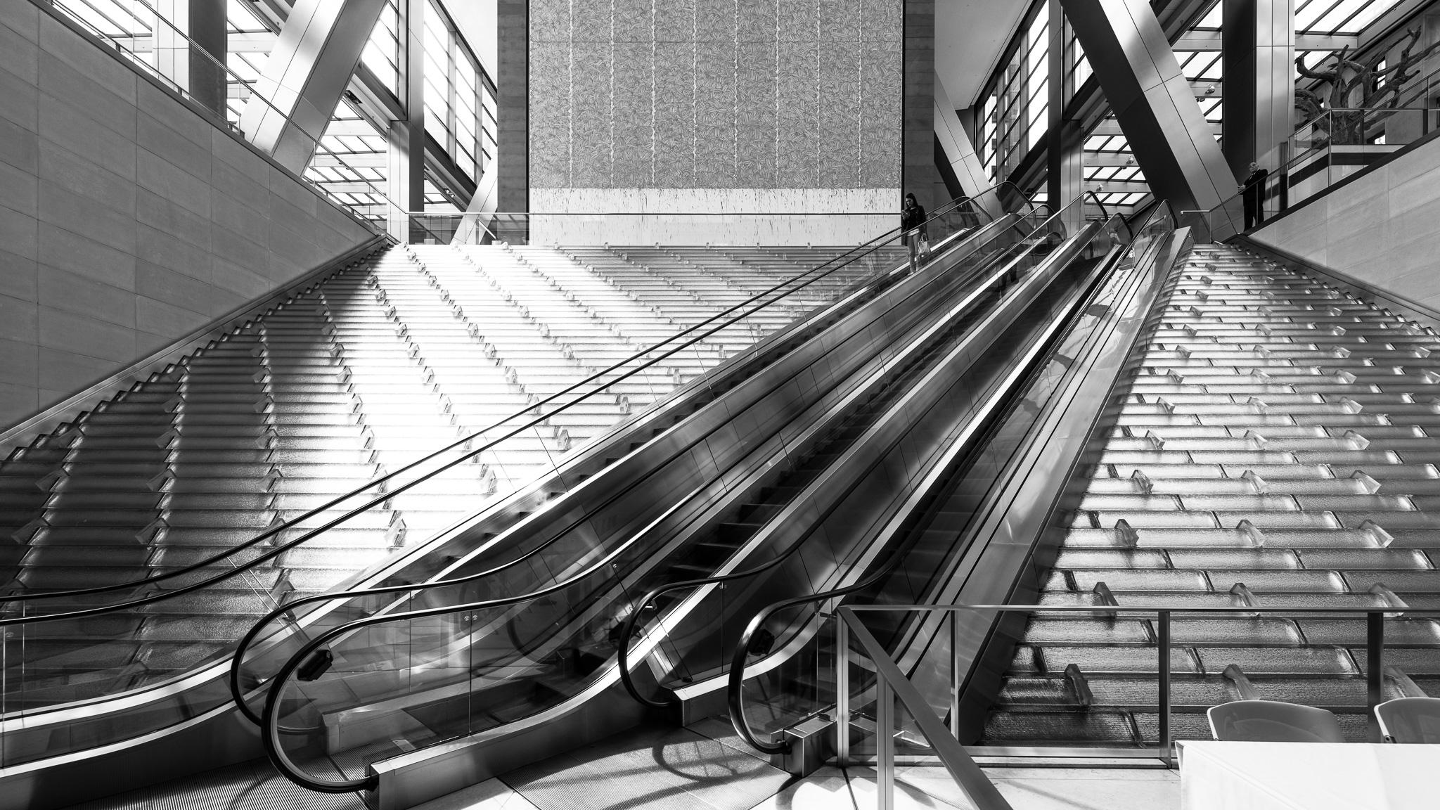 Hearst Tower Lobby - New York City