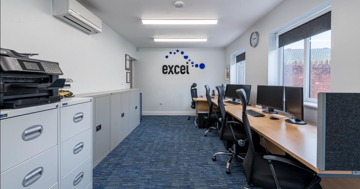New Office Space – Excel PHG Limited