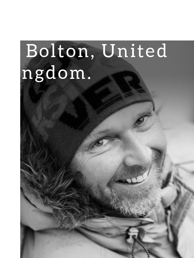 Martin Simpson photographer based in Bolton UK